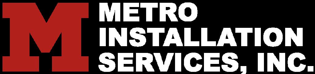 metro installation logo